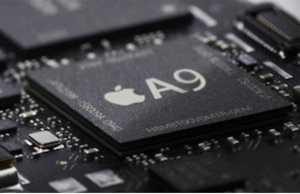 productie chip A9