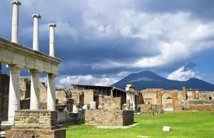 ruine Pompei