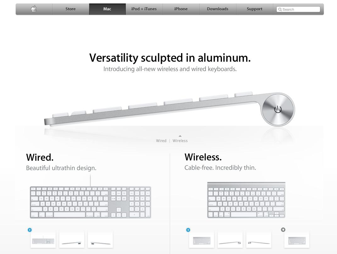 tastatura Apple 2 1