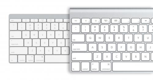 tastatura Apple 2 2