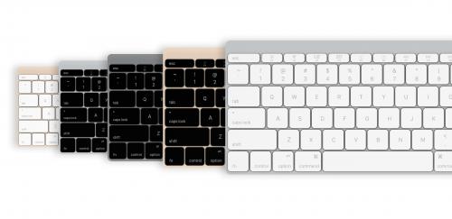 tastatura Apple 2 4