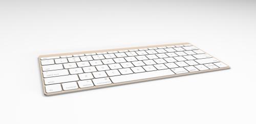 tastatura Apple 2 5