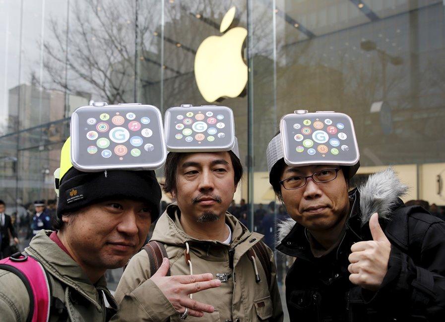 vanzari dezamagitoare Apple Watch