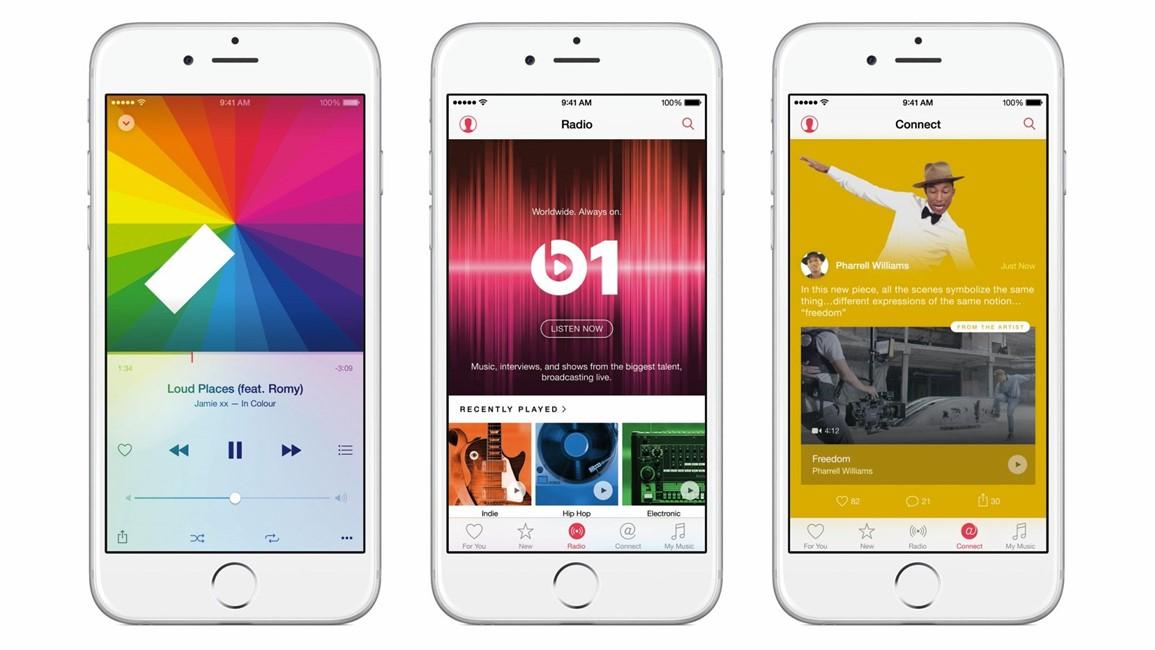 Activeaza iCloud Music Library oficial pe iPhone iPad iOS 9