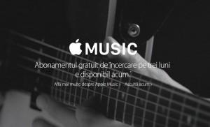 Apple Music Romania abonament