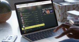 Apple Music playlists reclama