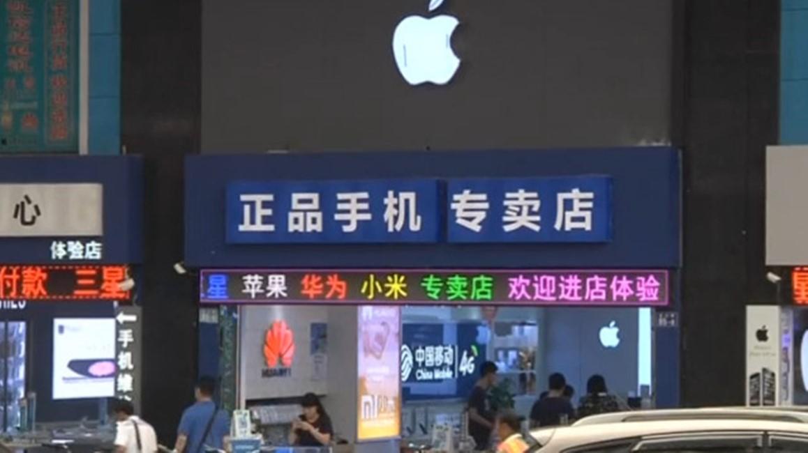 Apple Store Fals