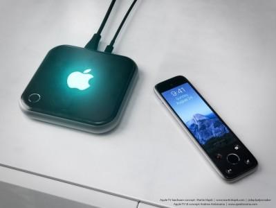 Apple TV 4 concept jocuri 18