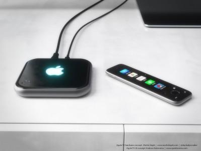 Apple TV 4 concept jocuri 2