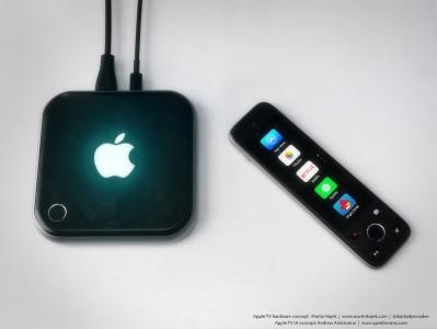 Apple TV 4 concept jocuri 3