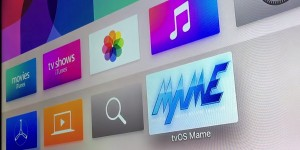 Apple TV 4 emulator MAME