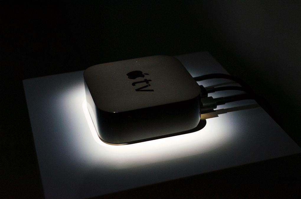 Apple TV 4 hands-on video