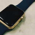 Apple Watch auriu 1