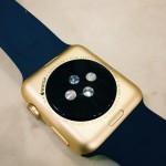 Apple Watch auriu 2