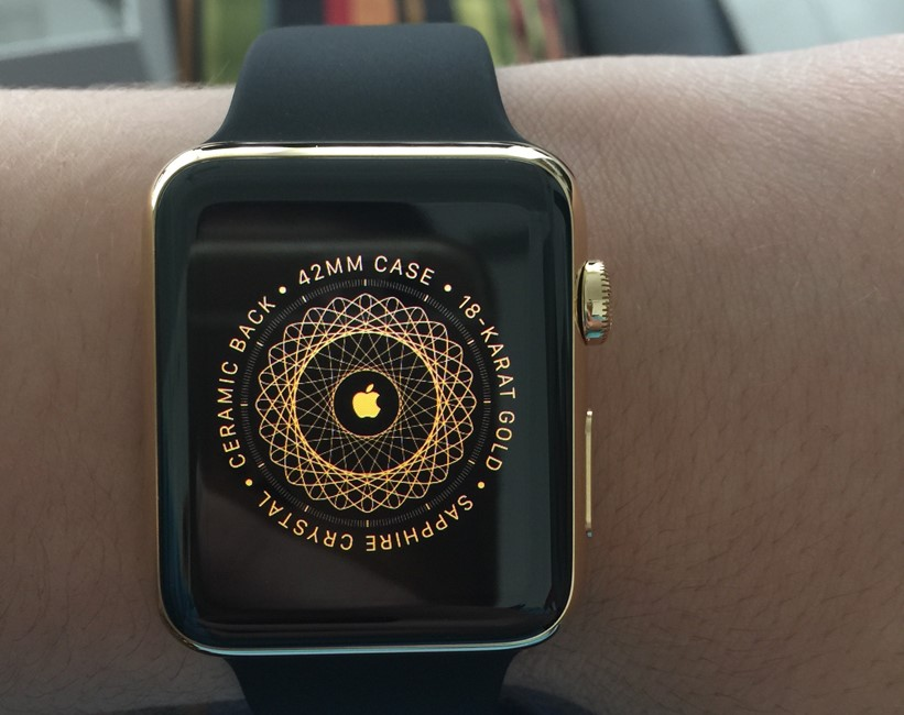 Apple Watch auriu ieftin