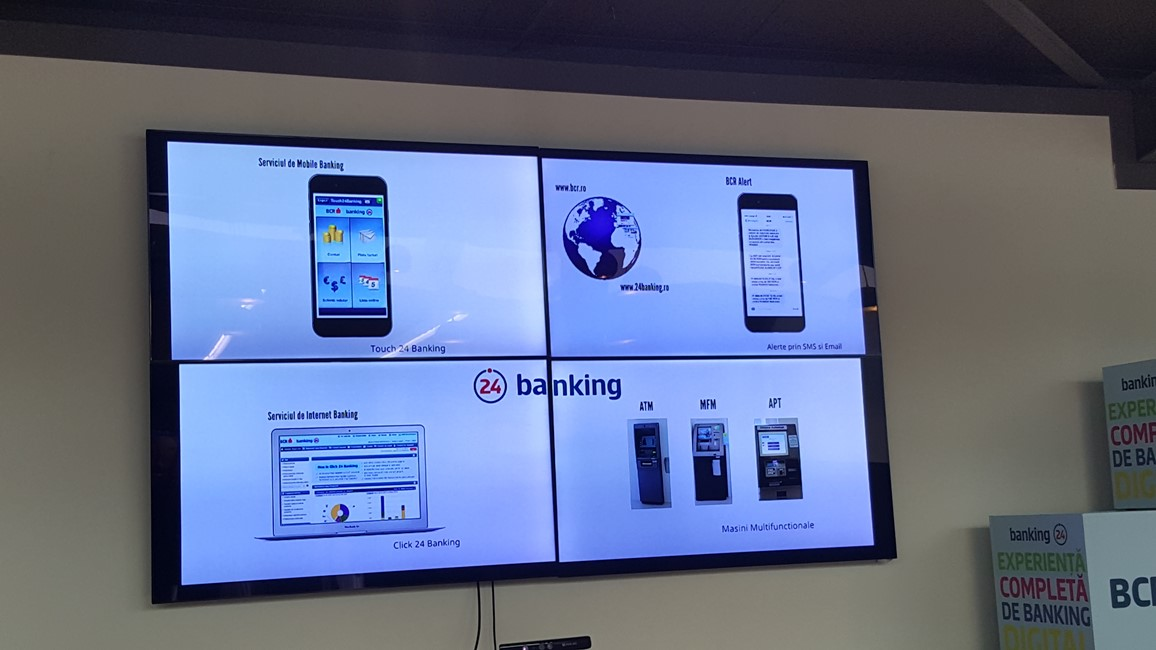 BCR logare Touch ID internet si Mobile banking