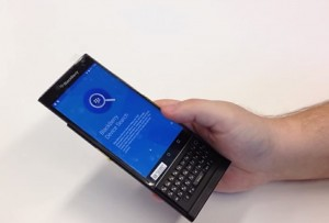 Blackberry lansare smartphone Android