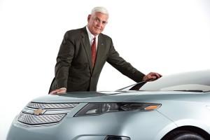 Bob Lutz CEO General Motors