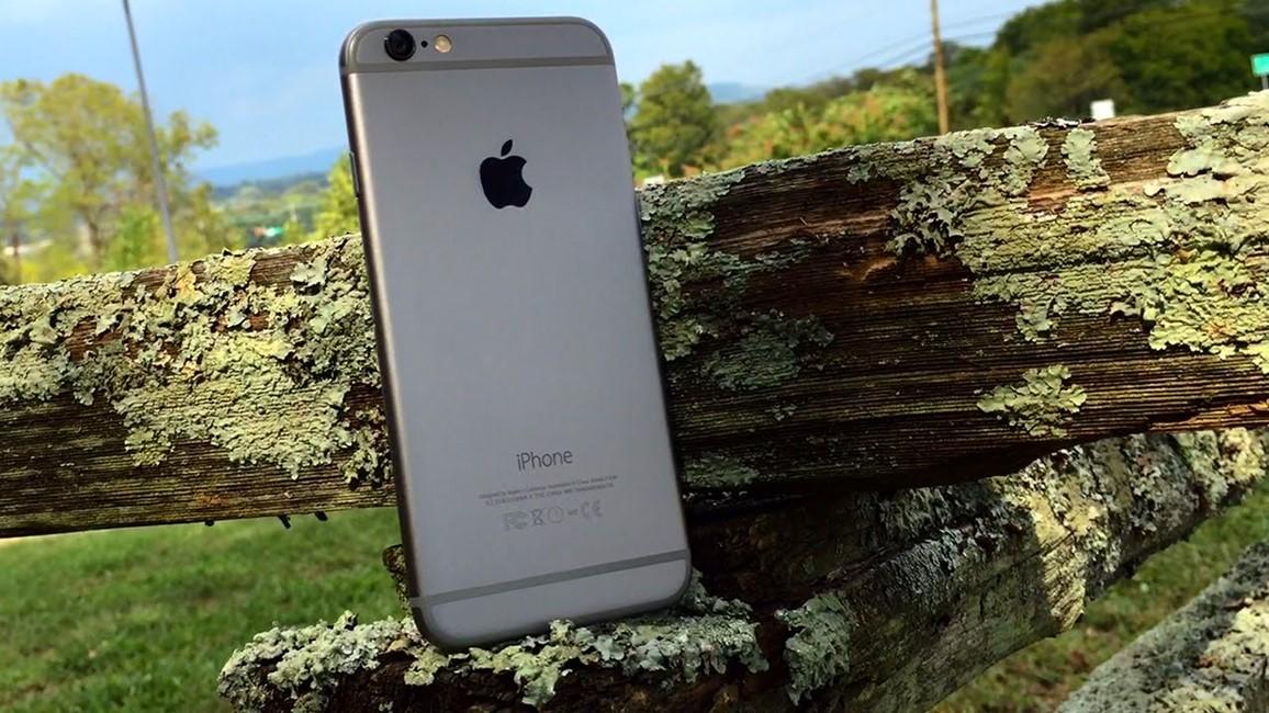 Camera iPhone 6S comparata cu camera iPhone 6