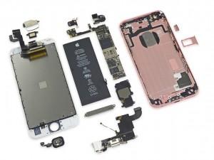 Cost productie iPhone 6S si iPhone 6S Plus
