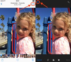 Cum transformi Live Photos in poze normale