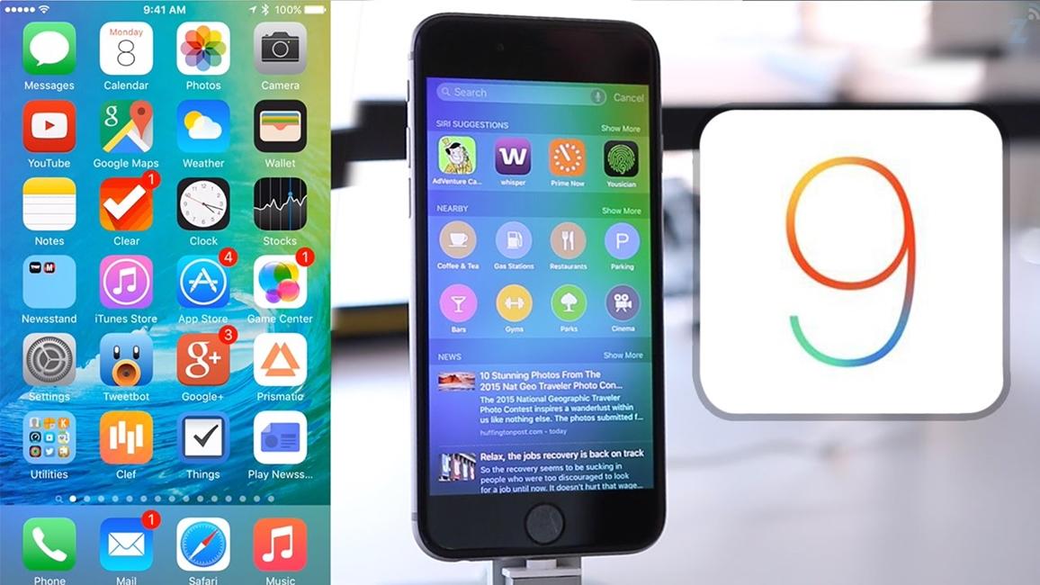 Descarca iOS 9