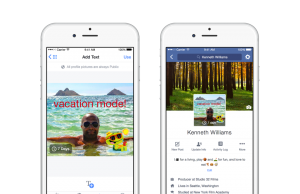 Facebook GIF profil