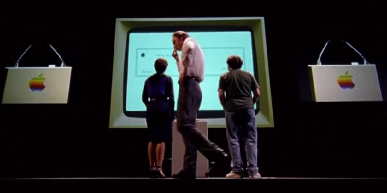 Film Steve Jobs spot TV