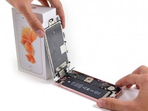 Ghid inlocuire baterie si ecran iPhone 6S