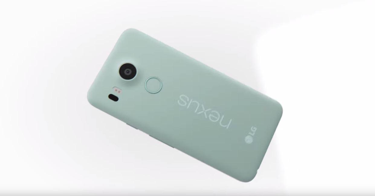Google Nexus 5X Nexus 6P lansare