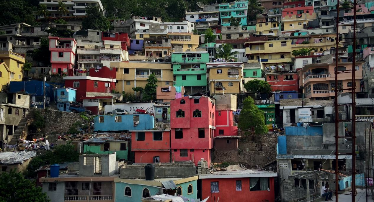 Haiti filmat 4K iPhone 6S Plus