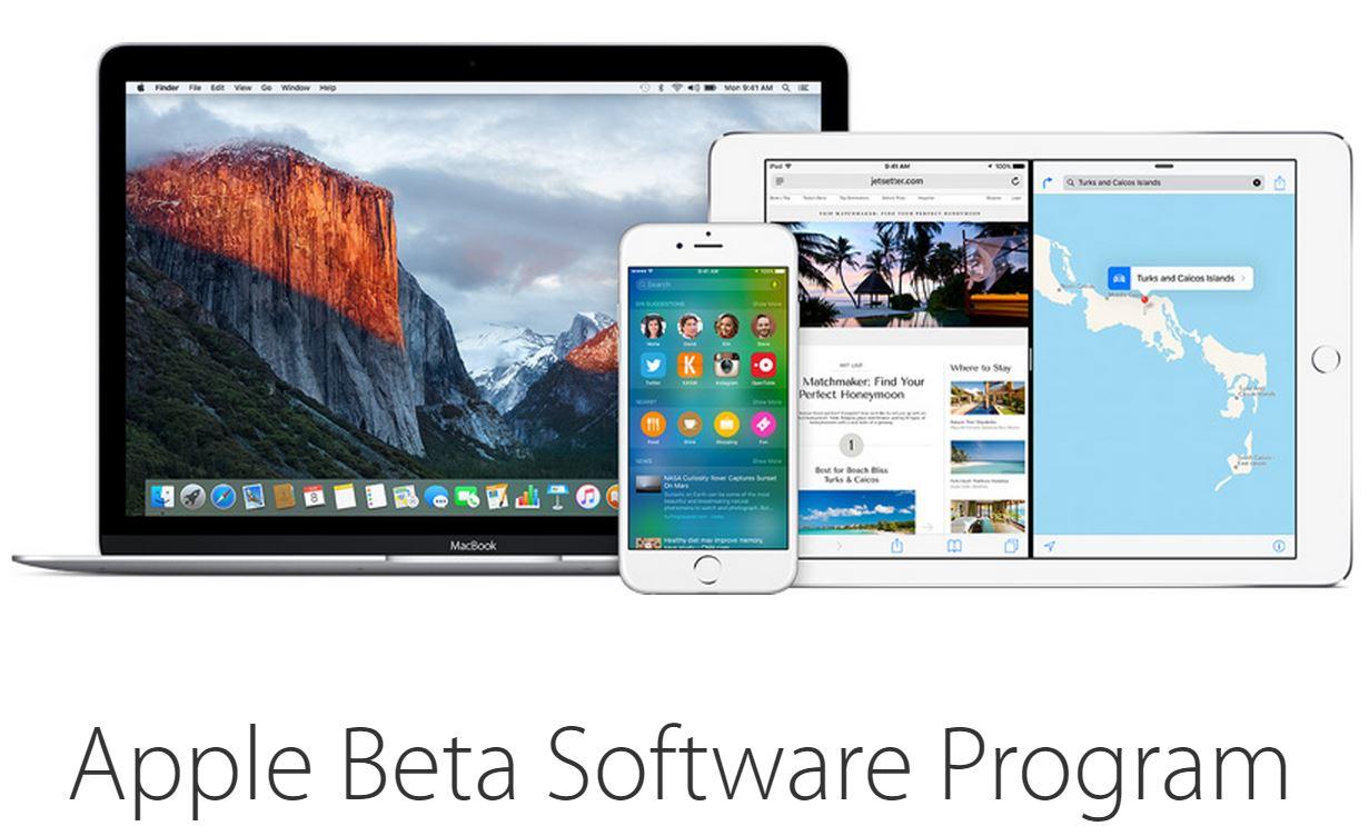 Instalare iOS 9.1 public beta 2