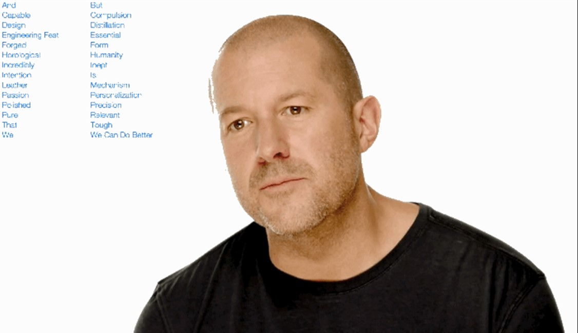 Jony Ive satira
