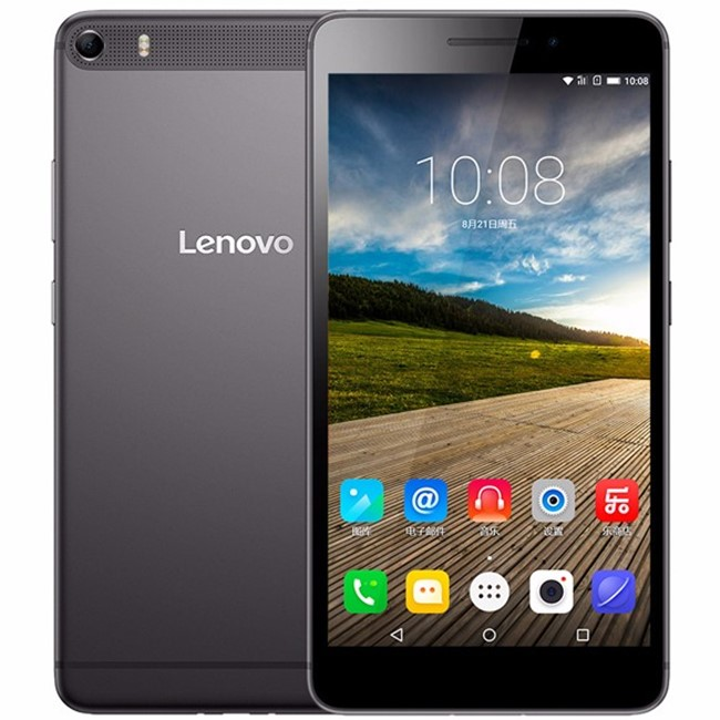 Lenovo Phab Plus clona iPhone 6 1