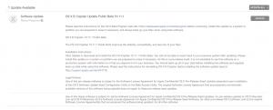 OS X 10.11.1 beta 1