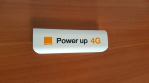 Orange Power up 4G