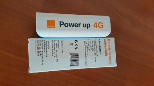 Orange Power up 4G gratuit