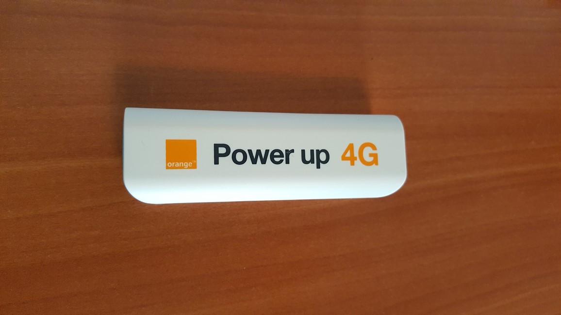 Orange Power up 4G
