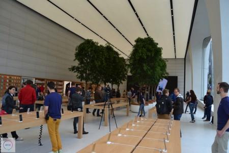Primul Apple Store design Jony Ive 1