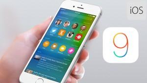 Probleme dupa instalarea iOS 9