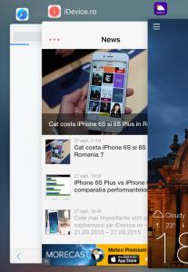 Safari ascunde pagini private