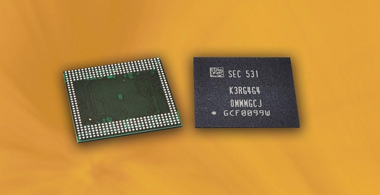 Samsung 6 GB RAM
