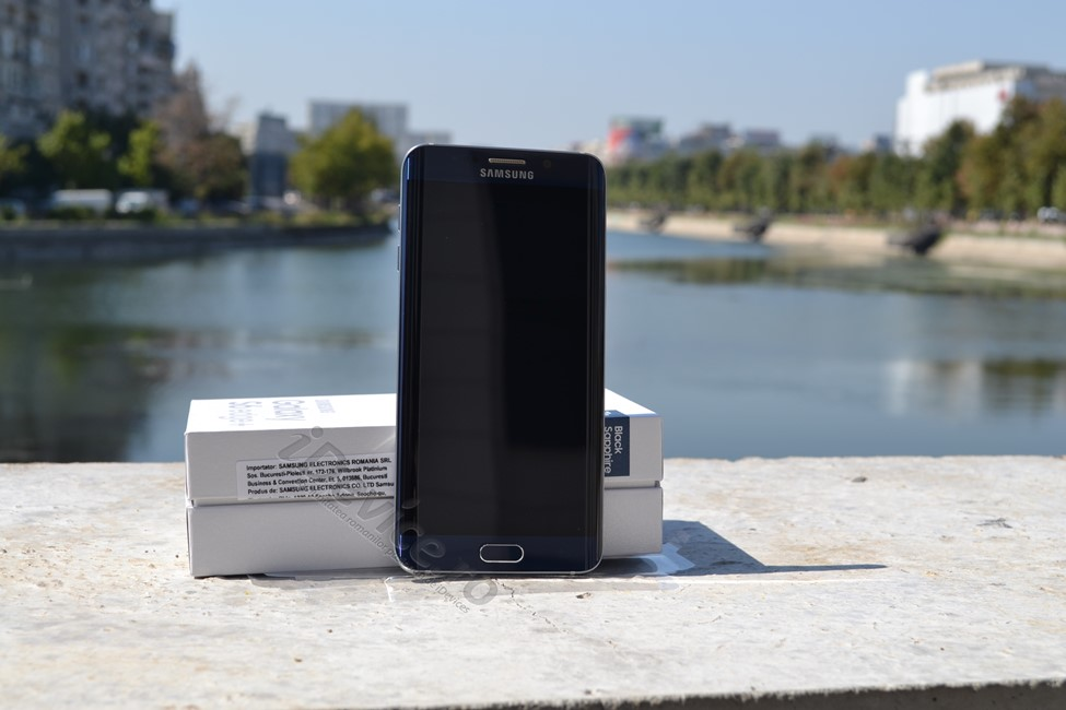 Samsung Galaxy S6 Edge+ la iDevice.ro feat