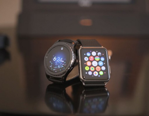 Samsung Gear S2 vs Apple Watch