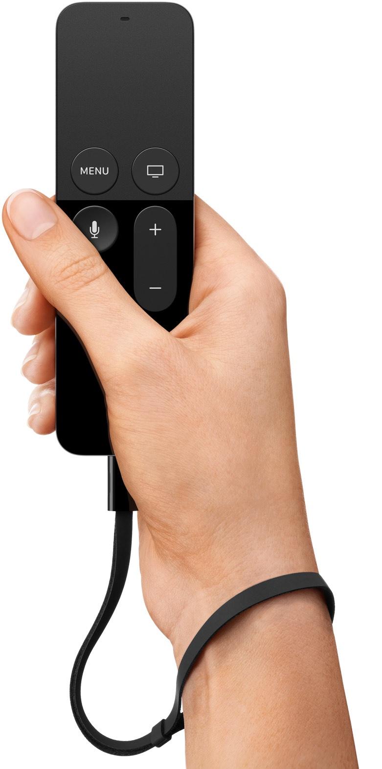 Siri Remote telecomanda Apple TV 4 1