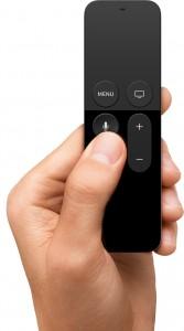 Siri Remote telecomanda Apple TV 4
