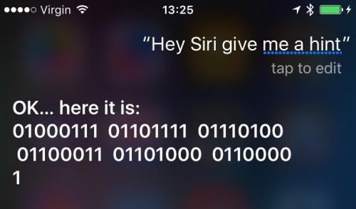 Siri conferinta iPhone 6S 4