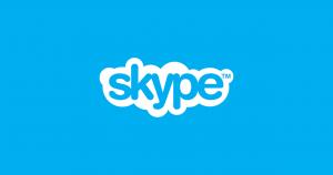 Skype nu merge