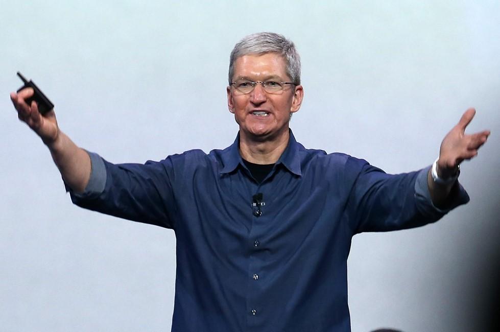 Tim Cook combinare iOS si OS X