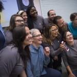 Tim Cook lansare iPhone 6S